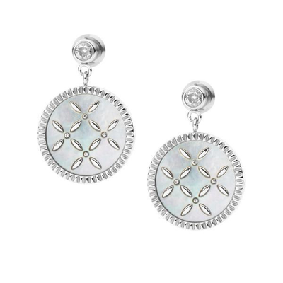 Pendientes Bijoux Fossil JF03538040 Mujer